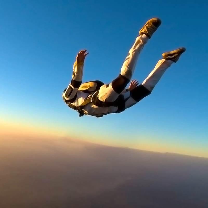 Win a Solo Skydive