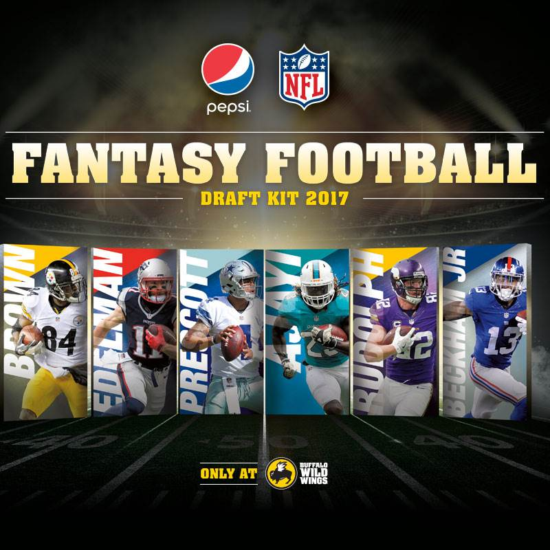 Win a Trip to Fantasy Football Draft at the NFL Boardroom