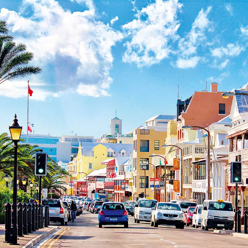 Win a trip to Bermuda