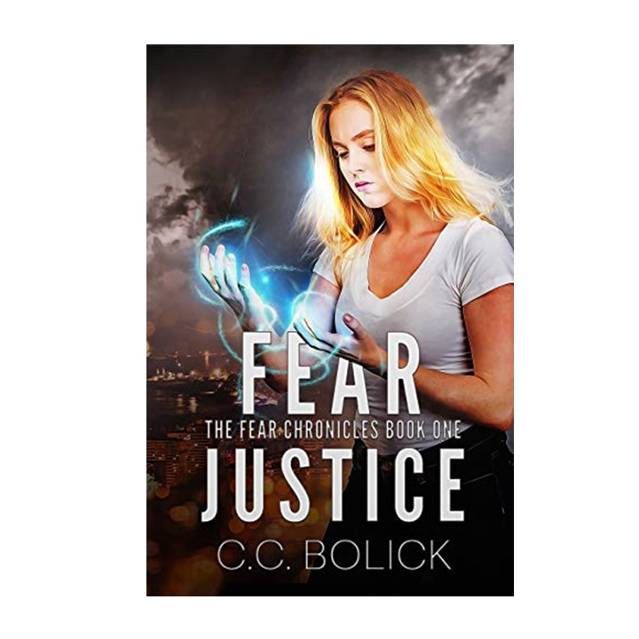 Win a Fear Justice Book by C.C. Bolick or $50 BN/Amazon Gift Cards