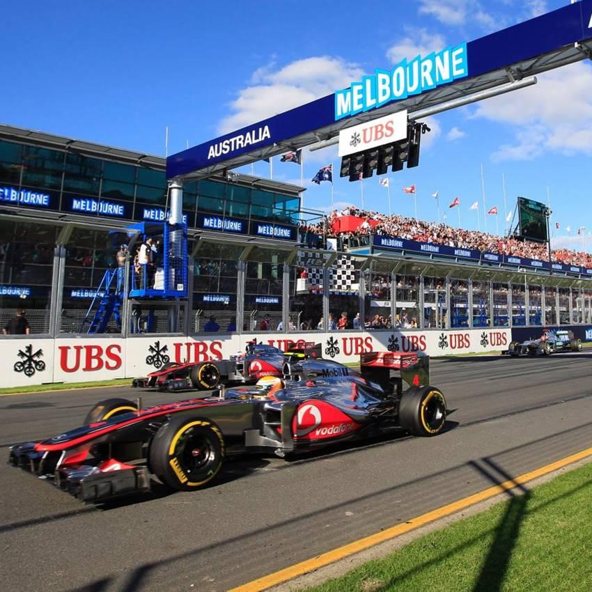 Win The Ultimate F1® Experience At The 2017 Formula 1® Rolex Australian Grand Prix