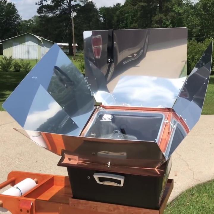 Win a All American Sun Oven