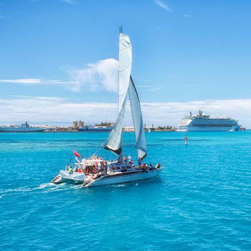 Win a week-long Trip to Bermuda for America's Cup
