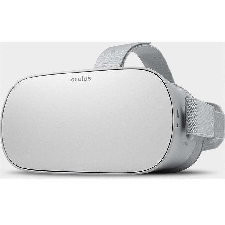Win a Oculus GO VR Headset AND Cyberpunk