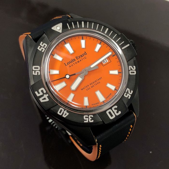 Win a Ocean Crawler Dream Diver Watch