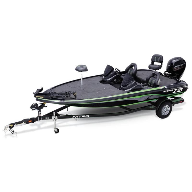 Win a Nitro Z18 Boat