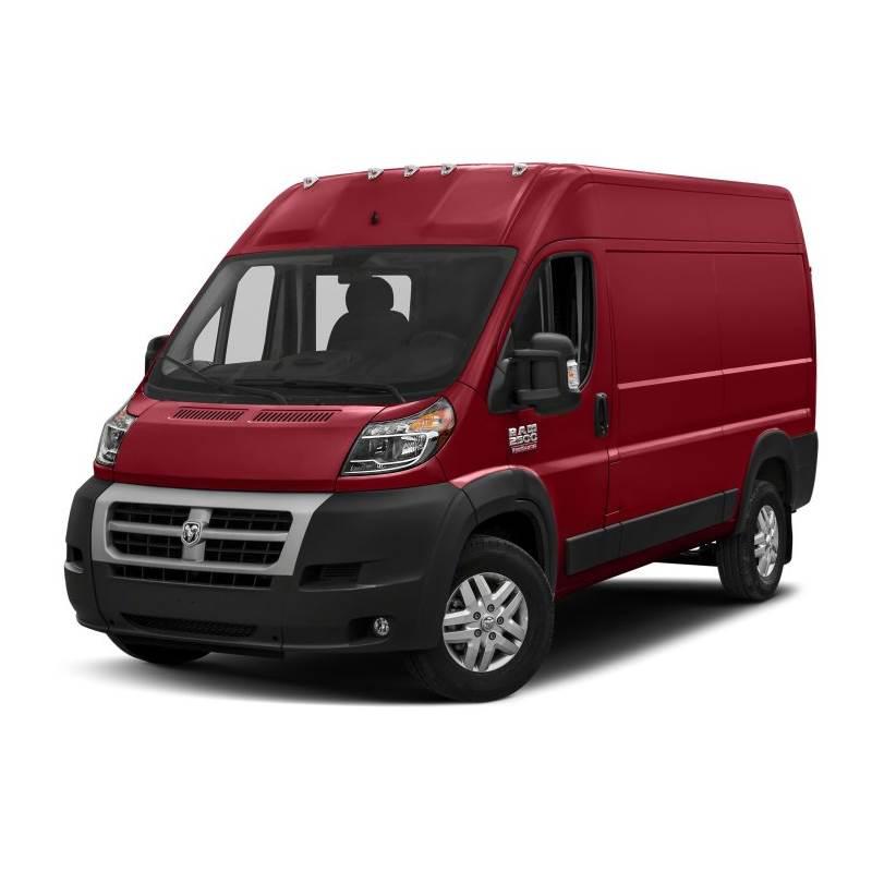 Win a 2018 Ram ProMaster Van