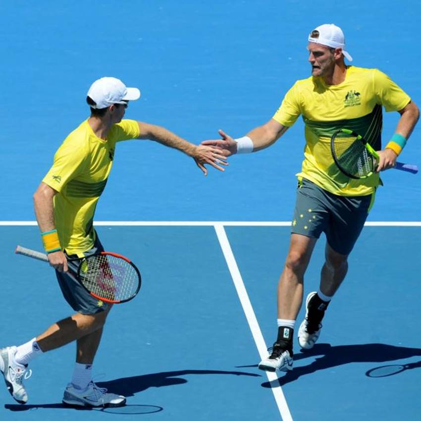 Win A Tickets To The Davis Cup Quarter Finals