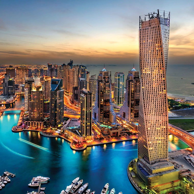 Win a 5-Day trip to Dubai | Travel Competitions Sweepstakes | Tomorro