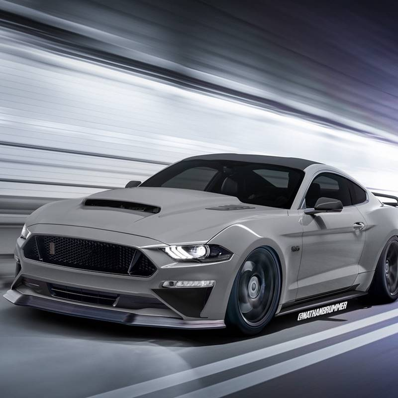 Win a 2019 Ford Mustang GT | Transportation Competitions