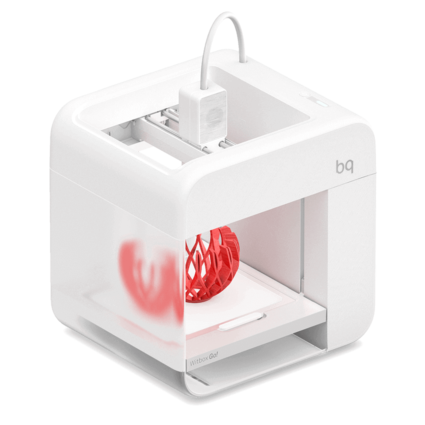 Win a BQ Witbox Go 3D Printer