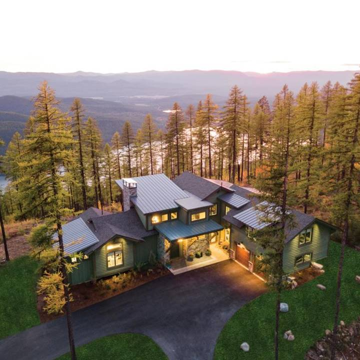Win a HGTV 2019 Dream Home located in Whitefish, Montana