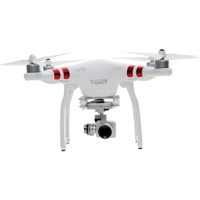 Win A DJI Phantom 3 Standard Drone