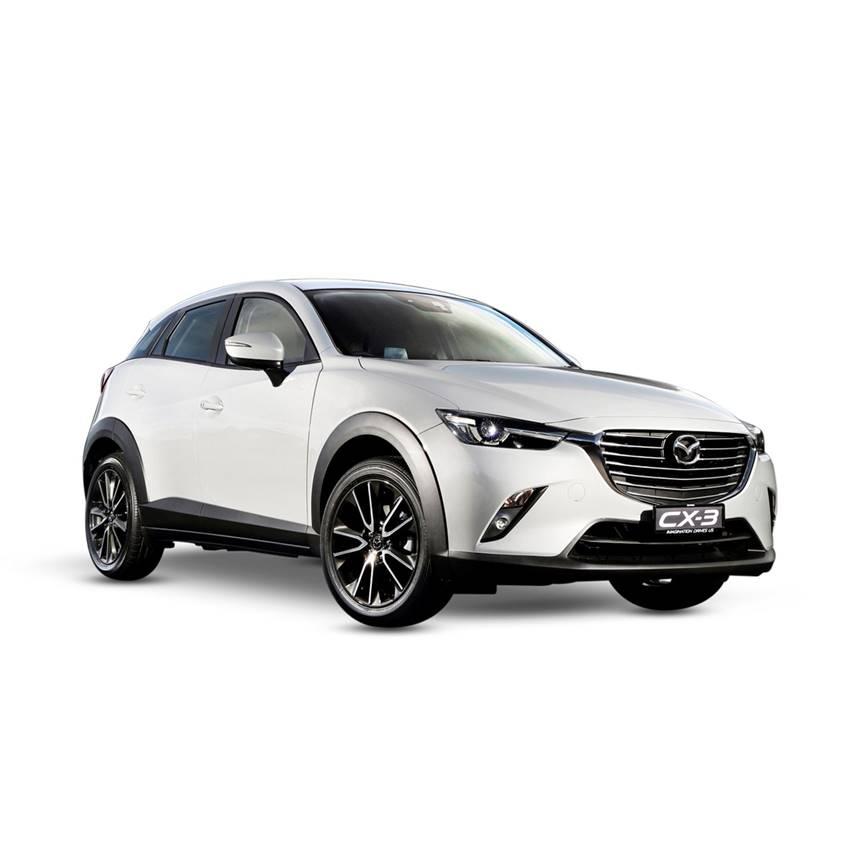 Win A Mazda CX3 Neo Front Wheel Drive Auto Petrol