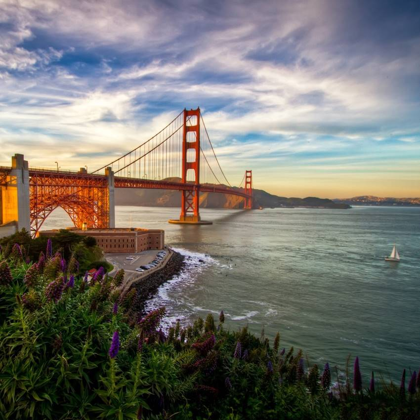Win A Trip Of A Lifetime to California!