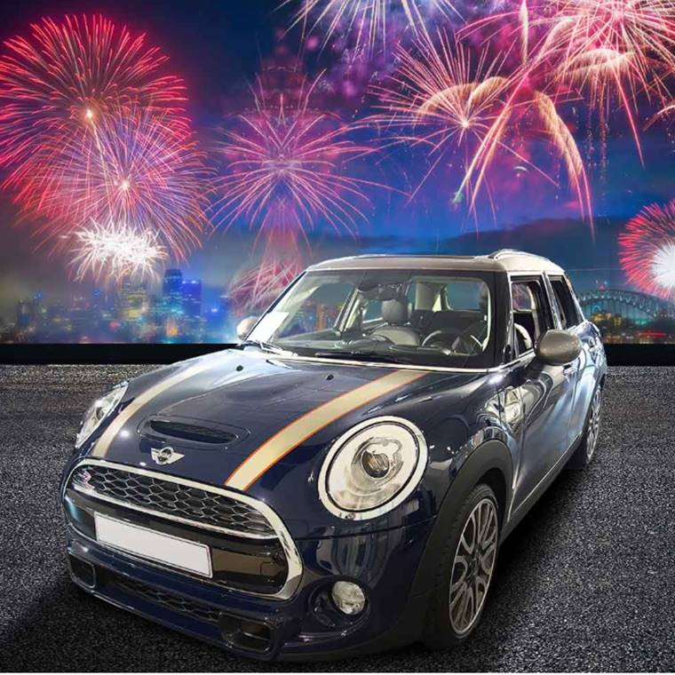 Win A Brand New Mini Cooper with SHESAID