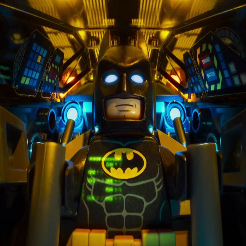 Win a LEGO® Batman Movie Bundle
