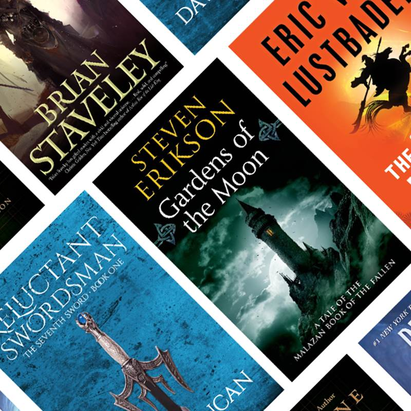 Win a tablet loaded with 12 handpicked fantasy ebooks