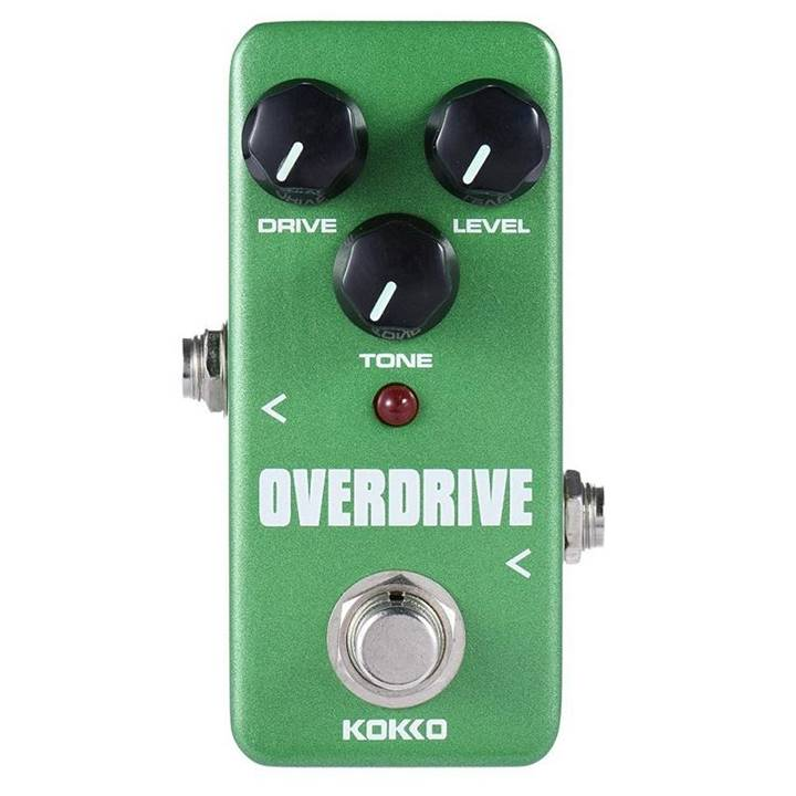 """Win a Custom """"Natural Disaster"""" Overdrive Pedal"""