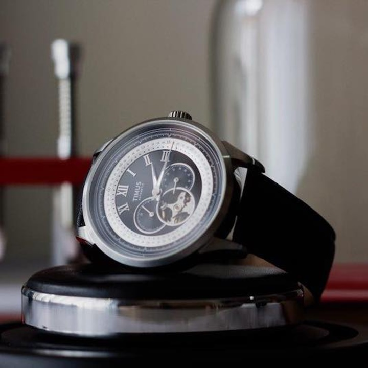 Win a TIMUS Infinite Design Watch