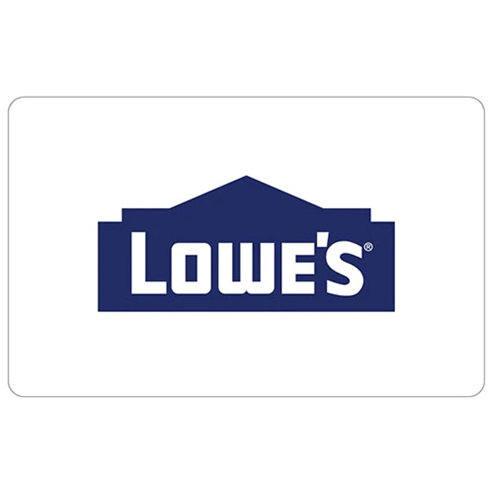 Win a $200 Lowes Gift Card
