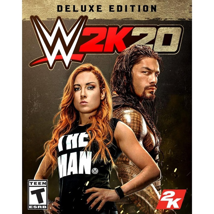 Win a Digital Copy of WWE2K20