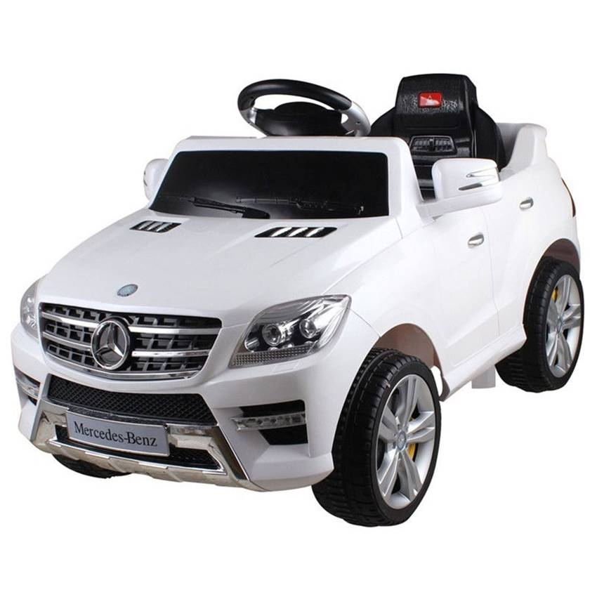 Win a Licensed Mercedes Benz Electric Kids Ride On Car