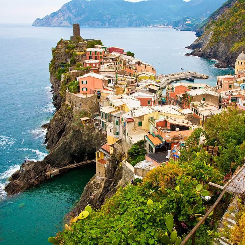 Win a Go Places: Cinque Terre, Italy