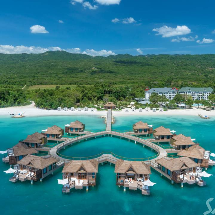 Win a Swim Up Suite at a Luxury Included Sandals Resort