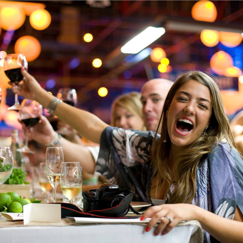 Win A Melbourne Food And Wine Festival Dinner For 30
