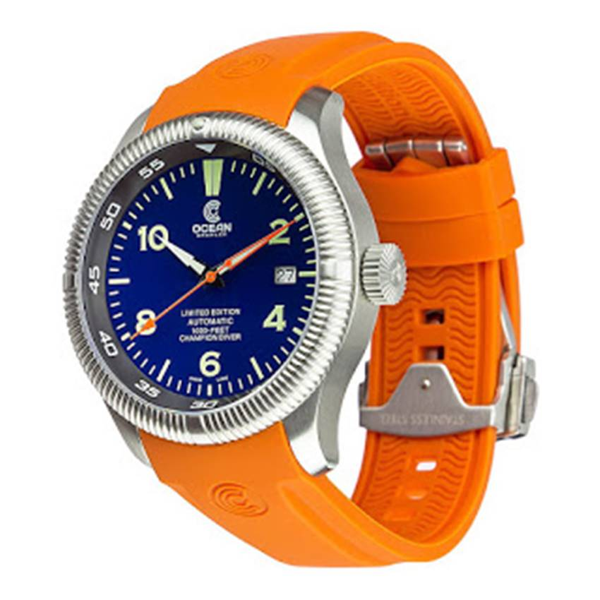 Win a one-of-a-kind Ocean Crawler Watch