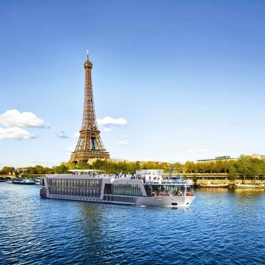 Win An 11 Day Gems Of The Seine River Cruise For Two