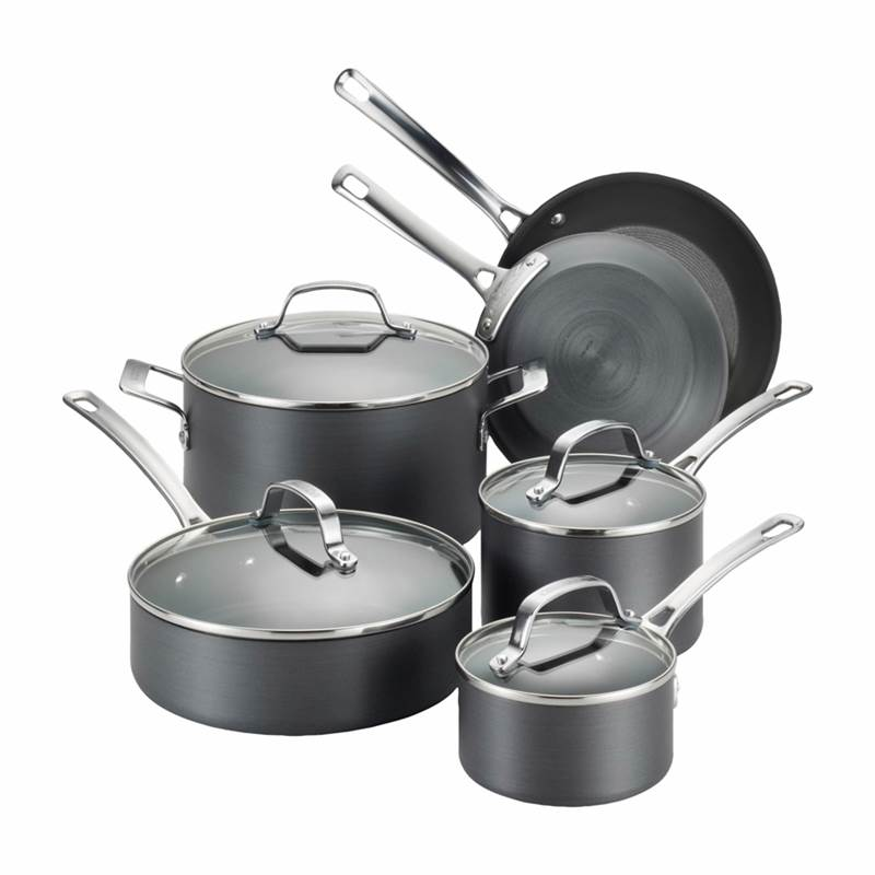 Win a Circulon Cookware Set in the Fabrication