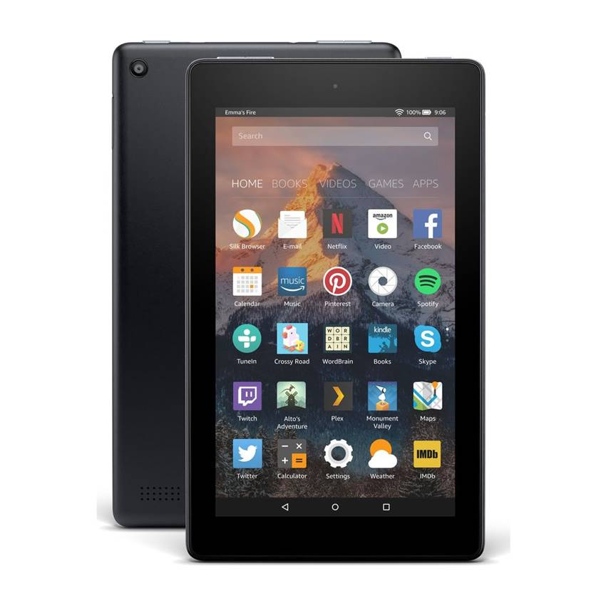 "Win a Kindle Fire 7"" Tablet"