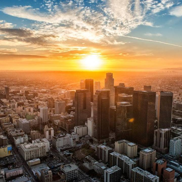 Win a Trip for 2 to L.A