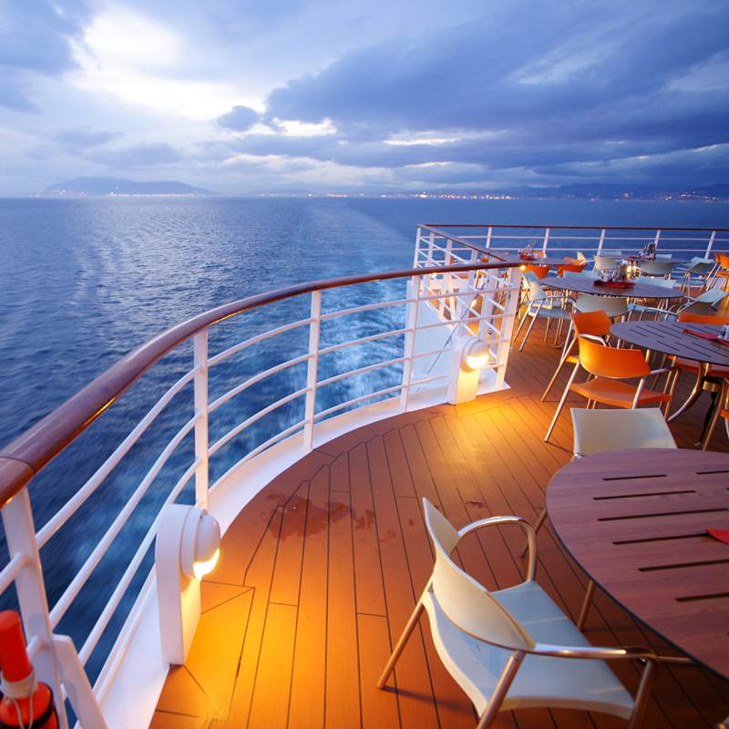 Win a Celebrity Cruise Prize Package