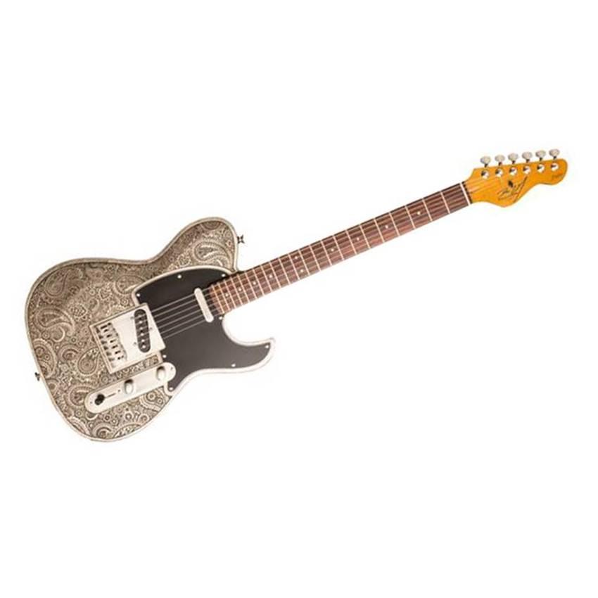 Win A Dean Zelinsky Dellatera Guitar