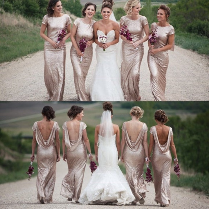 Win a Wedding Gown Bridesmaids Dresses