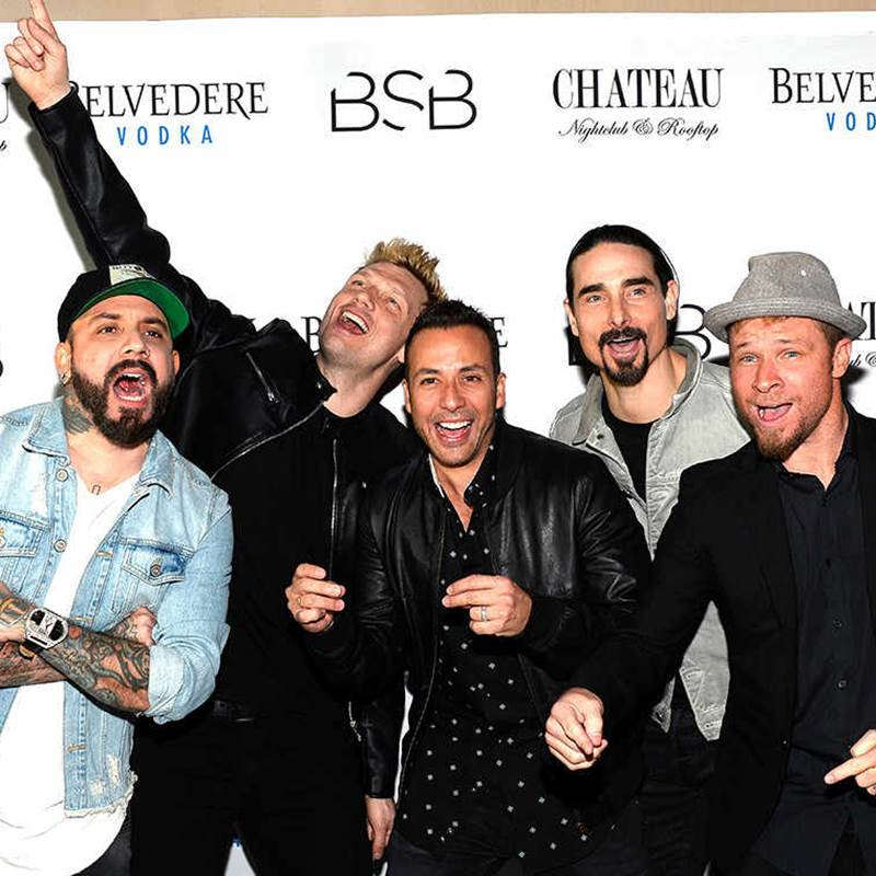 Win a Ticket to see Backstreet Boys: Larger Than Life