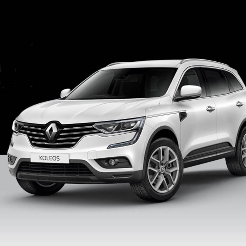 Win A Renault Koleos Intens In Ultra Silver