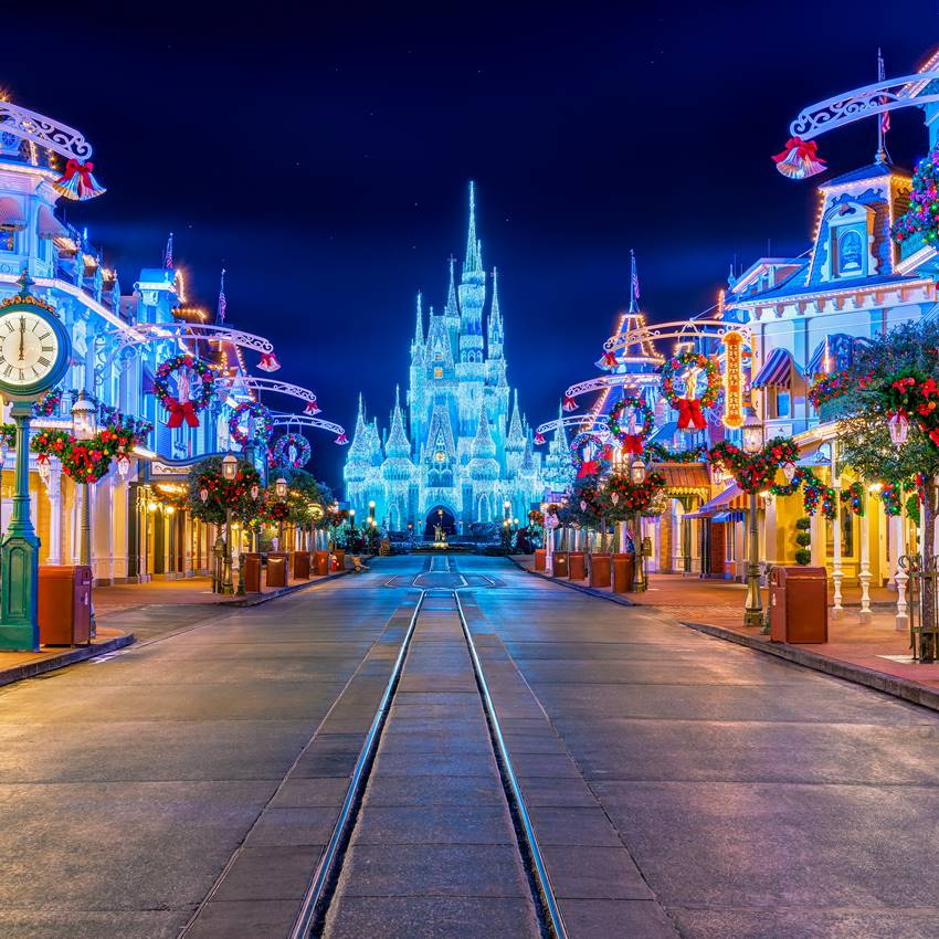 Win The Ultimate Family Holiday In Anaheim!