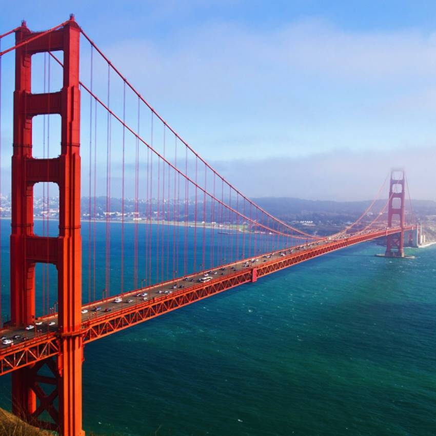 Win a trip for 2 to San Francisco, California