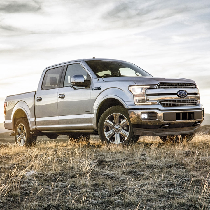 Win a New 2019 Ford F-150