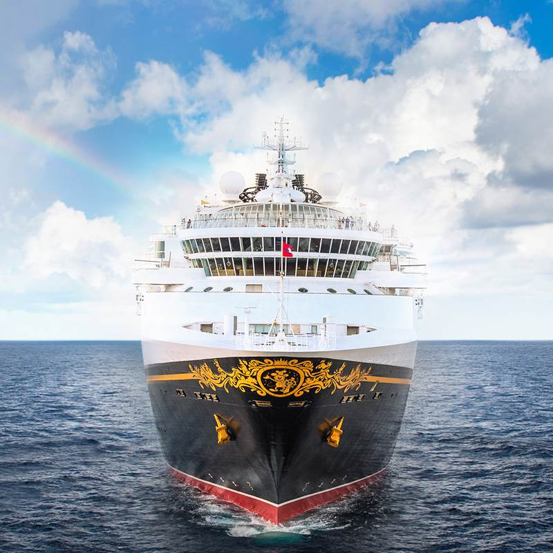 Win a Eastern or Western Caribbean Disney Cruise Line Vacation