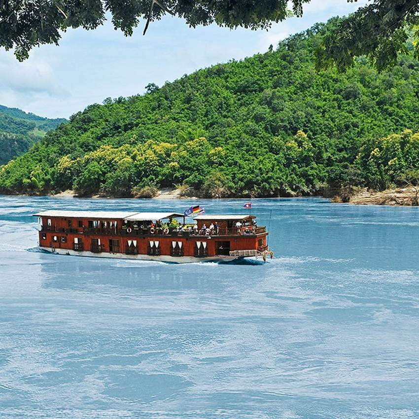 Win A 5-Day Mekong River Cruise For Two