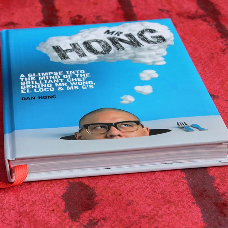 Win a Copy of Dan Hongs Book