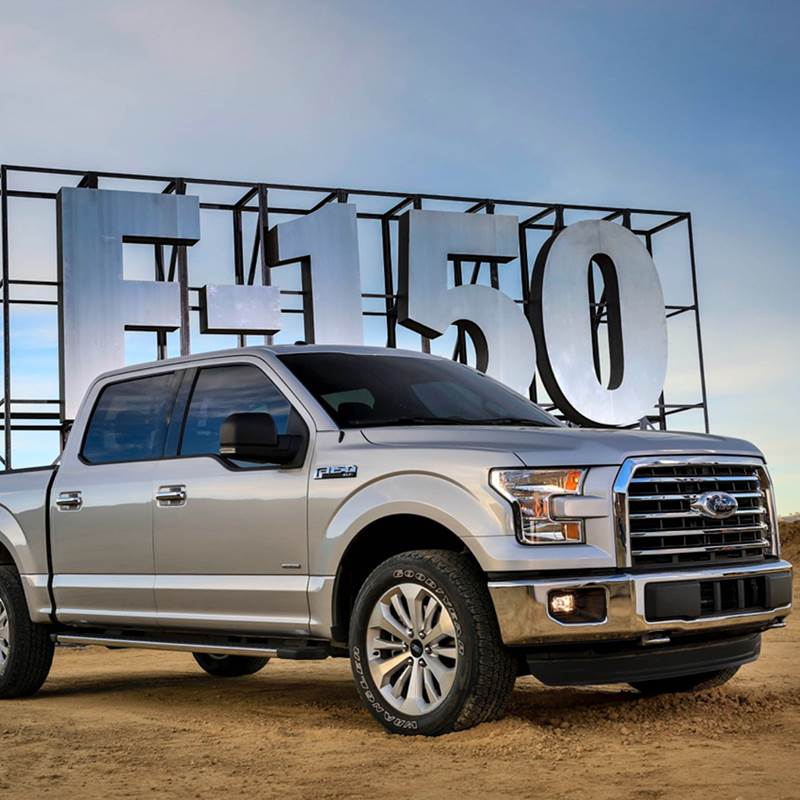 Win a 2017 FORD F-150