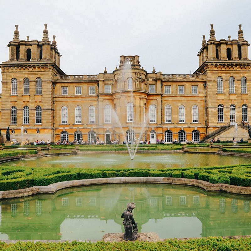 Win a trip to Blenheim Palace