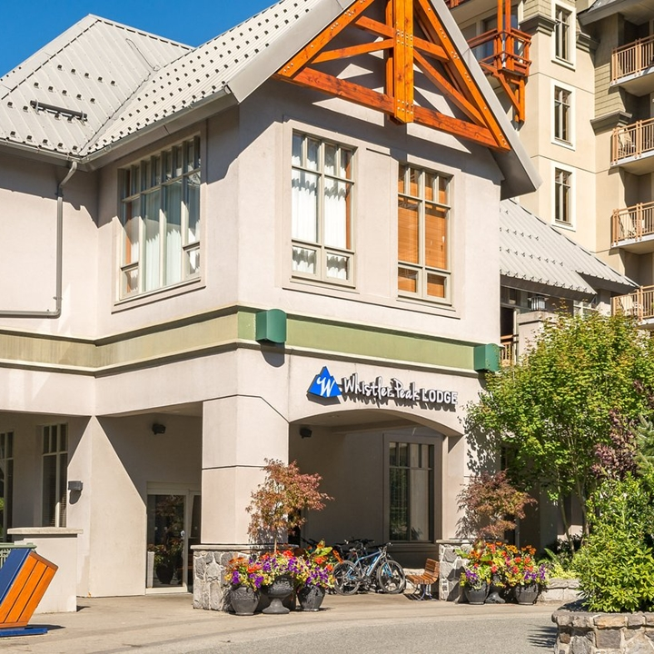Win a Whistler Summer Vacation Package