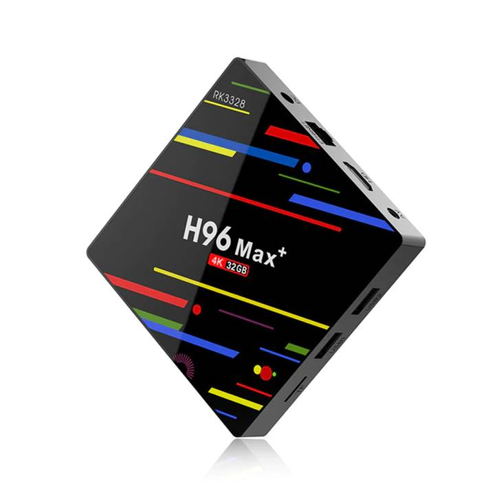 Win a H96 Max + 4k UHD Android Tv Box